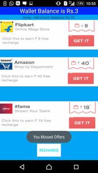 earn talktime (free) screenshot 2