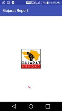 Gujarat Report - Online News poster