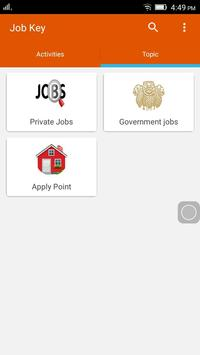 Job's Key screenshot 2