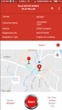 India Assistance Vendor App screenshot 3