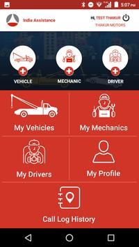 India Assistance Vendor App apk screenshot