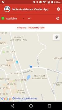India Assistance Vendor App screenshot 2