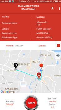 India Assistance Vendor App screenshot 4
