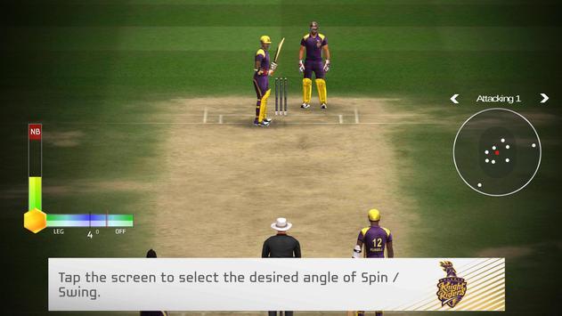KKR Cricket 2018 स्क्रीनशॉट 5