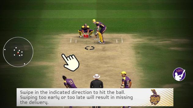 KKR Cricket 2018 स्क्रीनशॉट 2