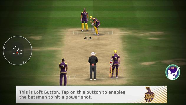 KKR Cricket 2018 स्क्रीनशॉट 3