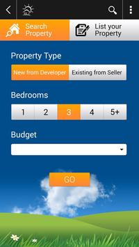 IndiaHomes Property Search App apk screenshot