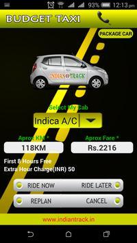 IndianTrack screenshot 4