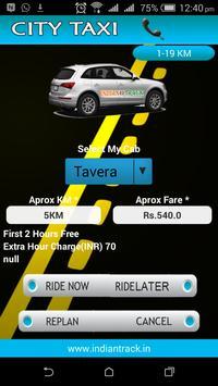 IndianTrack apk screenshot