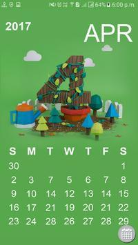 Indian Calendar screenshot 2