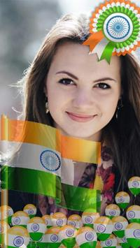 Indian Flag Profile Picture screenshot 1