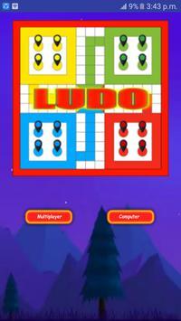 Ludo MultiPlayer poster