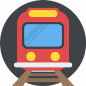 Indian Railway, Live Train Status & PNR Status icon