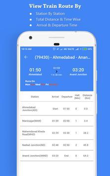 Indian Railway, Live Train Status & PNR Status screenshot 3