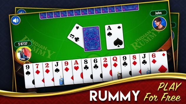 Rummy apk screenshot