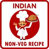 Indian Non-veg Recipes Hindi icon