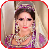Indian Makeup and Dressup icon