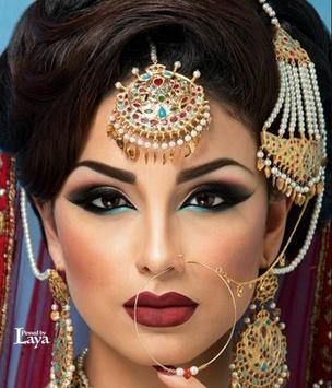 Indian Makeup and Dressup poster