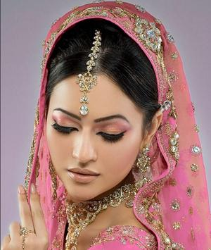 Indian Makeup and Dressup screenshot 1