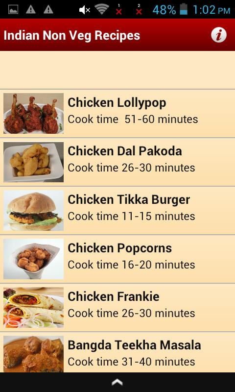 Indian non veg recipes apk download free lifestyle app for android indian non veg recipes apk screenshot forumfinder Images