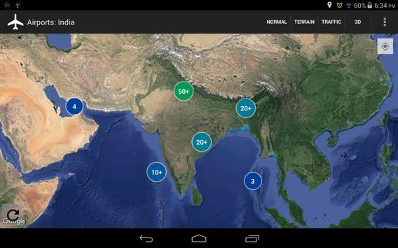 Indian Airports apk screenshot