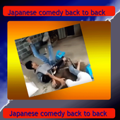 Japanese Comedy Back To Back icon