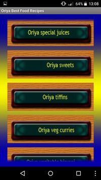 Oriya Best Food Recipes screenshot 4