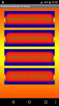 Assamese Melody Hit Songs poster