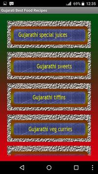 Gujarati Best Food Recipes screenshot 4