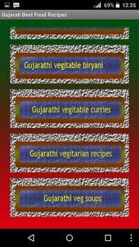 Gujarati Best Food Recipes screenshot 5