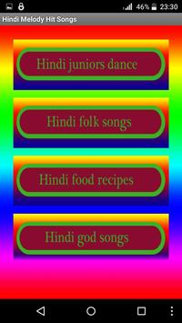 Hindi Melody Hit Songs apk screenshot