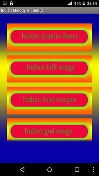 Indian Melody Hit songs apk screenshot