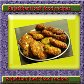 Rajasthani Best Food Recipes icon