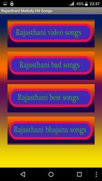 Rajasthani Melody Hit Songs apk screenshot