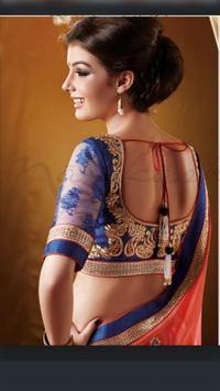 Modern Indian Blouse Design screenshot 2