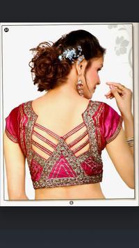 Modern Indian Blouse Design screenshot 7