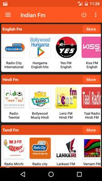 Indian Fm Radio poster