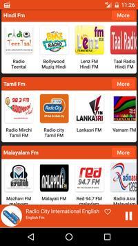Indian Fm Radio apk screenshot