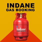 INDANE GAS BOOKING icon