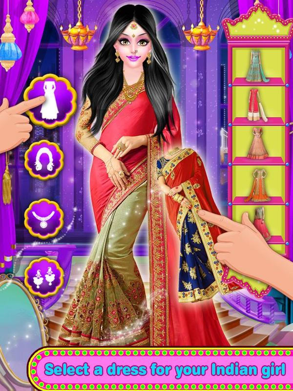 Indian Bride New Stylist Wedding Fashion Makeover For Android Apk Download