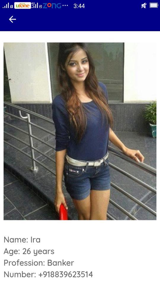 Kota girl mobile number
