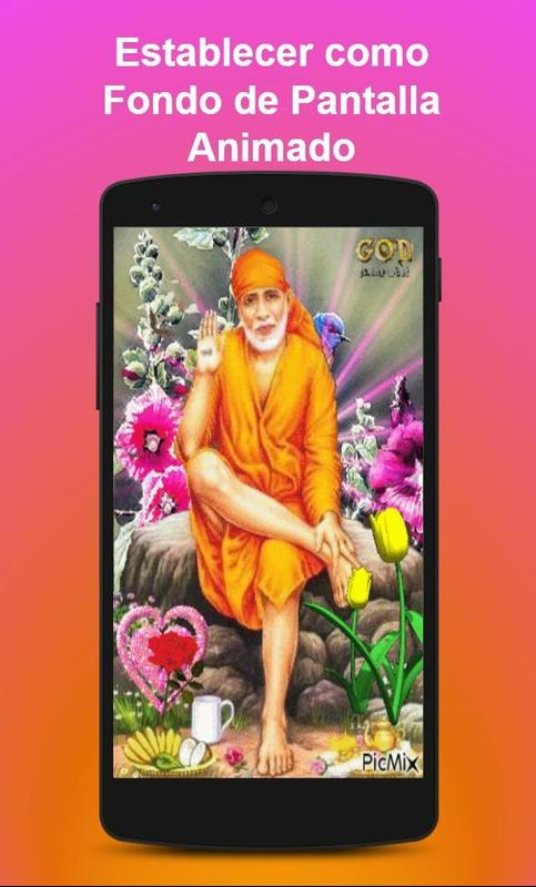 Sai Baba Gif Good Morning For Android Apk Download