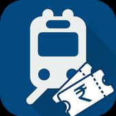 Indian Rail IRCTC PNR, Train Running Status Info icon