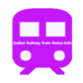 Indian Railway Train Status Info icon