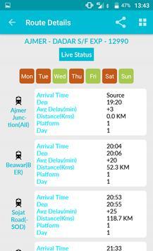 Indian Rail Train Time Table IRCTC PNR Live status screenshot 1