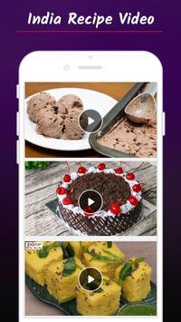 Indian Recipes Video 2018 screenshot 3
