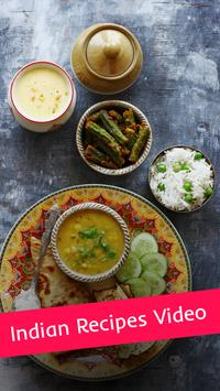 Indian Recipes Video 2018 poster