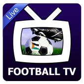 Football TV Live Streaming Channels free - Guide icon