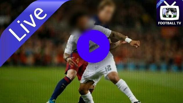 Football TV Live Streaming Channels free - Guide poster