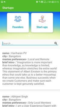 Indian Startups screenshot 1